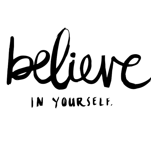 Believe in yourself – Sydney McBride
